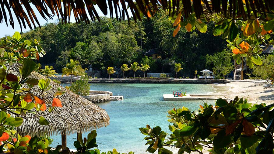 Jamaica, Goldeneye Resort
